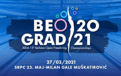 AIDA 15th Serbian Open Freediving Championships